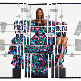First Look: Supermodel Iman fronts Kenzo x H&M campaign