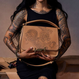 Trending Now: Tod's Double T Tattoo Bag