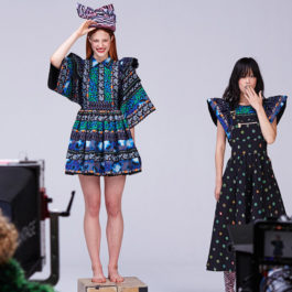 First Look: Kenzo & H&M lookbook unveiled