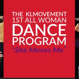KLMovement showcases first all-women dance charity concert