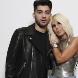 Zayn Malik appointed creative director for Versus Versace capsule collection