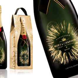 Have a bubbly year-end celebration with Moët & Chandon
