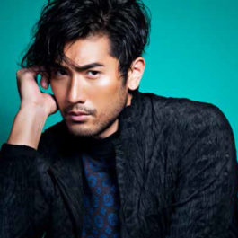 Godfrey Gao to attend the Swarovski Merry Go Round launch in KL