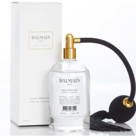 Balmain launches fragrance for your hair