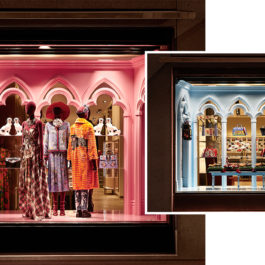 Gucci infuses Gucci Garden into festive gift giving spirit