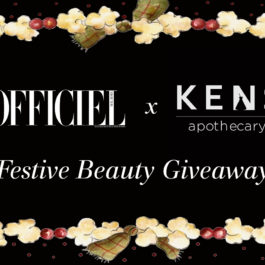L'Officiel Malaysia x Ken's Apothecary Festive Beauty Giveaway