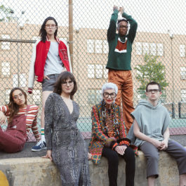 Luxottica presents 'The Class of 2016' with Iris Apfel, Mae Lapres and more
