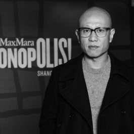 5 minutes with Liu Wei on the Max Mara collaboration, art and more