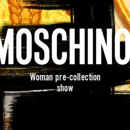Live Stream: Moschino Womenswear Resort 2018 Show