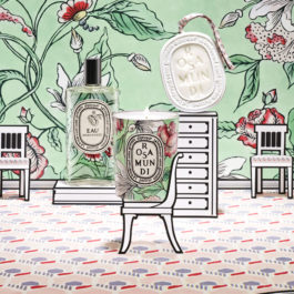 Diptyque unveils limited edition Rosa Mundi collection for Valentine's Day