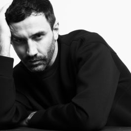 Riccardo Tisci confirms departure from Givenchy